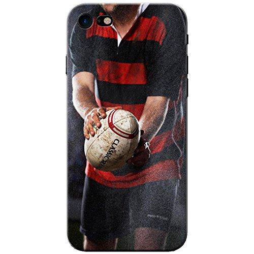 Palla da rugby Kit Attrezzi Coppa del Mondo custodia per telefoni cellulari