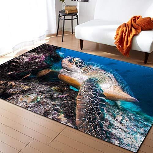 YSX-carpet Schlafzimmer Teppich weichen Griff, bequemen Flauschigen Teppich, 5.9ft x 3.9ft,M4,5.9ftx3.9ft -