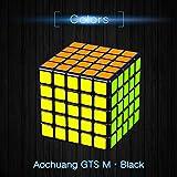 MOYU AoChuang GTS M 5x5 Magnetische Smart Cube Magic Cube Geschwindigkeit Puzzle Cubes Lernspielzeug für Kinder