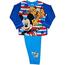 Disneys Mickey Mouse - Pijama Dos Piezas - para niño