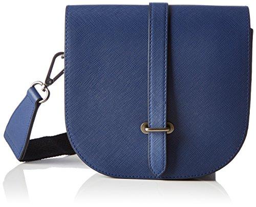 s.Oliver (Bags) - City Bag, Borse a tracolla Donna Blu (Dark Ink)