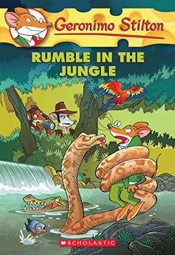 Rumble in the Jungle (Geronimo Stilton #53) por Geronimo Stilton