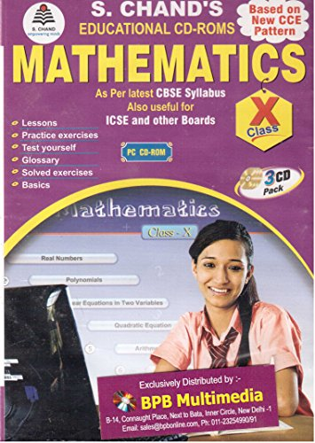 S.CHAND'S MATHEMATICS FOR 10TH STANDARD