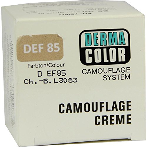 DERMACOLOR Camouflage Creme S15 light 25 ml Creme (Camouflage-creme)