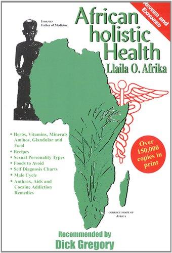 African Holistic Health por Llaila O. Afrika