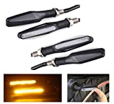 #5: A2D Bike KTM Style SleekAmber LED Indicators Set of 4-Yamaha SS 125