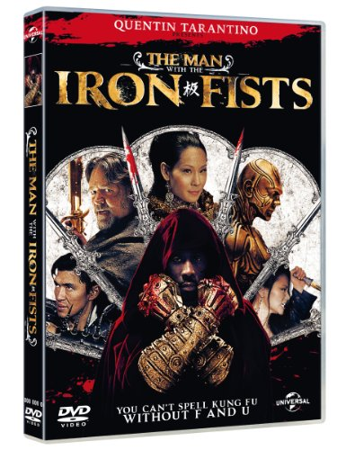 Image of The Man with the Iron Fists [DVD] [2012]