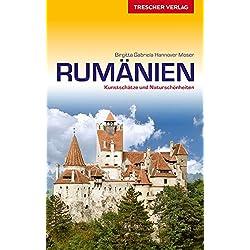 Reiseführer Rumänien: Kunstschätze und Naturschönheiten (Trescher-Reihe Reisen) Autovermietung Rumänien