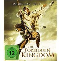 Forbidden Kingdom - Steelbook
