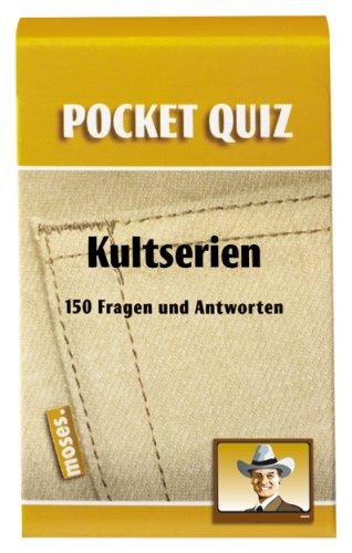 Pocket Quiz Kultserien: 150 Fragen und Antworten
