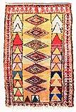 Trendcarpet Tappeto Berberi dal Marocco Boucherouite 235 x 135 cm