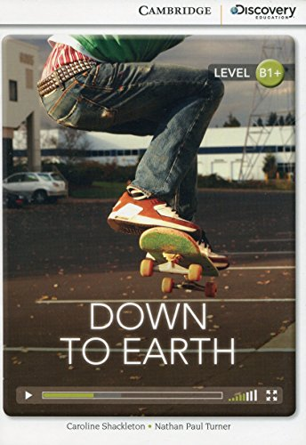 Down to Earth Intermediate Book with Online Access (Cambridge Discovery Interactiv)