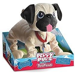 "Snuggle Pets nup01000""Peppy cachorros Pug"" juguete"