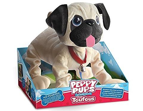 Snuggle Pets Peppy Pups Mops-Spielzeug (Aktion Welpen)