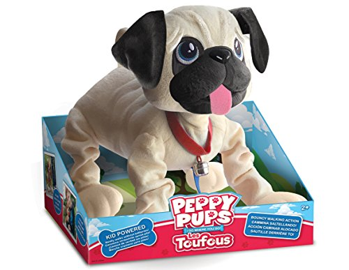 """Snuggle Pets nup01000""""Peppy Carlin Chiot jouet"""
