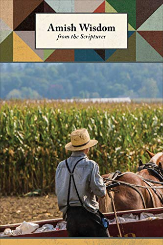 Amish Wisdom from the Scriptures: Lined Journal (Journals) Pennsylvania Dutch Design