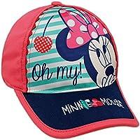 Minnie 2200000267 - Gorra Premium para niños, color rosa, talla única