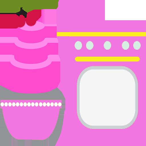 Prinzessin Kuchen Backen - Spiel
