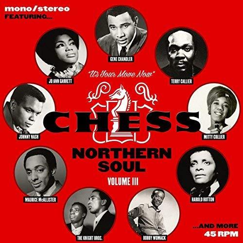 Chess Northern Soul, Vol.3 (Ltd.Edt.) [Vinyl Single] -