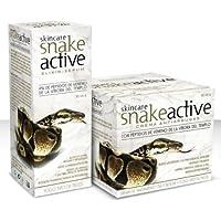 myclamy Snake Venom–Set 2in 1giorno e crema notte (50ml) e crema per il viso (30ml)–100% biologico Anti-Ageing Siero