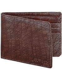 Laurels Hornet Black Color Men's Wallet (Lw-Hrnt-02)