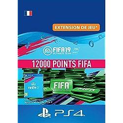 FIFA 19 Ultimate Team - 12000 FIFA Points | Code Jeu PS4 - Compte français