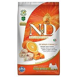 Farmina-Ndgrainfree Zucca-Pesce-Arancia kg 2,5- Mini