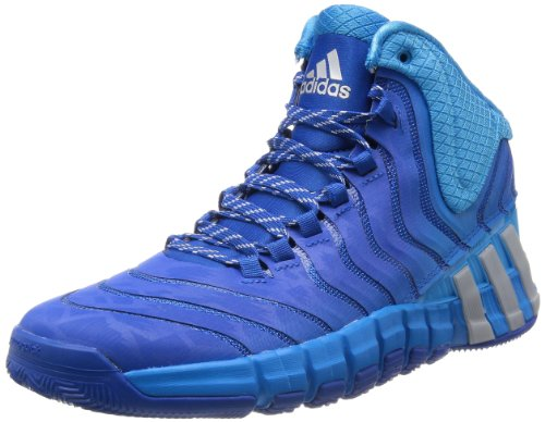 Adidas Crazyquick 2 Basketball Chaussures De Sport Basket High Bleu Bleu
