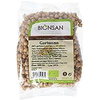 Bionsan Garbanzos de Cultivo Ecológico - 6 Paquetes de 500 gr - Total: 3000 gr