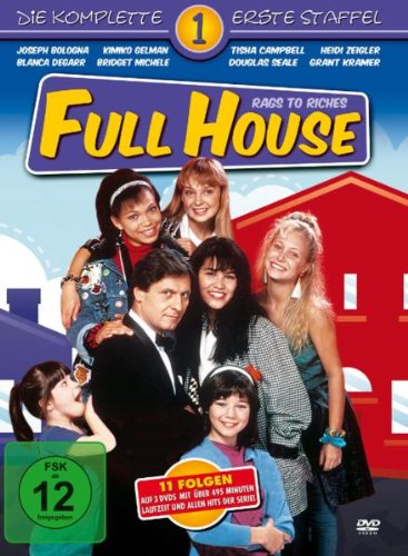 Coverbild: Full House: Rags to Riches - Staffel 1