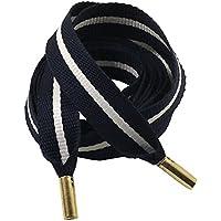 Black Temptation Cordones de la Pretina Decorativa de la Ropa de los Cordones de la Sustitución, K7
