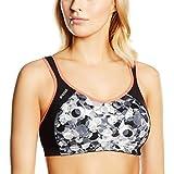 Shock Absorber Women's Active Multi Sports Support Bra,Bubble Print , 40 E , 3608851234666MultiBubbleS4490