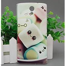Prevoa ® 丨HOMTOM HT7 Funda - Colorful Silicona Protictive Carcasa Funda Case para Homtom HT7 HT7 PRO 5,5 Pulgadas Android 5.1 Smartphone - 7