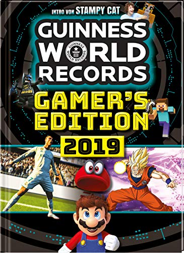 Guinness World Records Gamer's Edition 2019: Deutschsprachige Ausgabe (Videospiel-rekorde)
