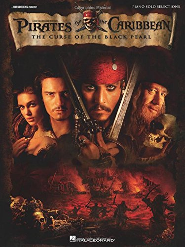 Pirates Of The Caribbean: Piano Solo Selections: For Easy Piano