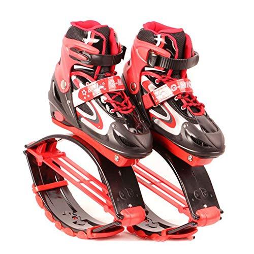 Gewicht Jumps 50kg Übung Rebound red Kinder Prellen Bereich Fbest Last Springen Schuhe Stelzen Fitness Kangoo 30 CBoxrde