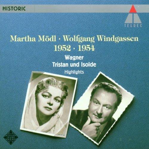 Wagner: Tristan und Isolde (Highlights) (Aufnahmen 1052-54)