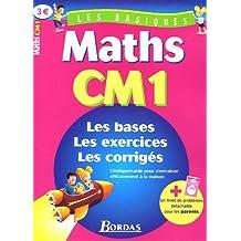 PACK BASIQUES CM1 FRANCAIS/MATHS    (Ancienne Edition)