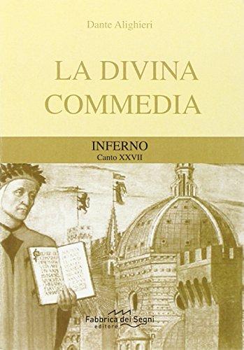 Divina Commedia. Inferno canto 27°