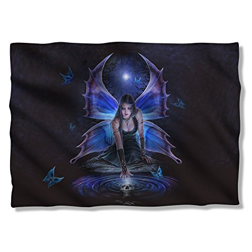 Anne Stokes Immortal Flight Sublimation Kissen Fall Weiß -