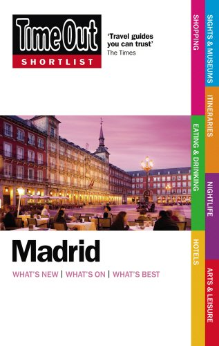 Time Out Shortlist Madrid -