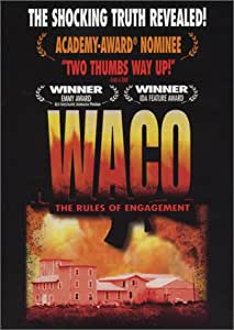 Waco: Rules of Engagement [DVD] [1997] [Region 1] [US Import] [NTSC]