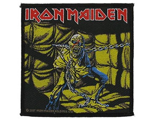 Iron Maiden - Piece of Mind - Toppa/Patch