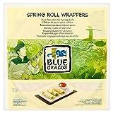Blue Dragon Rollo De Primavera Envoltorios 134g (Paquete de 6)