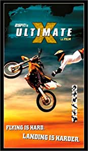ESPN's Ultimate X, le film [VHS]