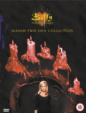 Buffy The Vampire Slayer - Series 2