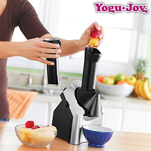 Yogu de Joy Frozen yogur eléctrica * * * Heladera Heladera de helado máquina * * * Sana Hielo * * * Solo de frutas * * * Hielo sin lactosa * * *
