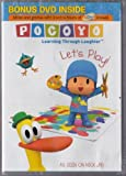 Pocoyo: Lets Play W/Fitness Dvd [Import]
