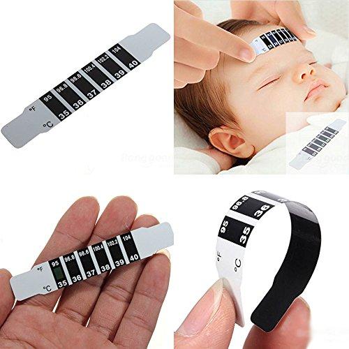 PhilMat Bambino striscia fronte prova temperatura febbre termometro