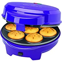 3in1Muffin de Maker 700W (Donuts, 7magdalenas, donuts 7, 12cakepops, Piruletas, Back superficies intercambiable)